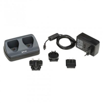 T198126 - Chargeur de batterie à deux emplacements T600 serie - FLIR