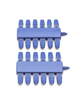 Kit de 24 identificateurs RJ45 - IDEAL NETWORKS