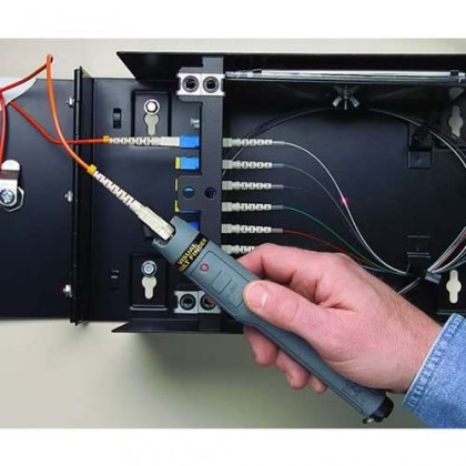 VVF5 - Testeur de continuité fibre optique - Ideal