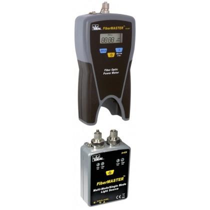 FiberMASTER - Photomètre multimode-monomode-FTTX - IDEAL NETWORKS