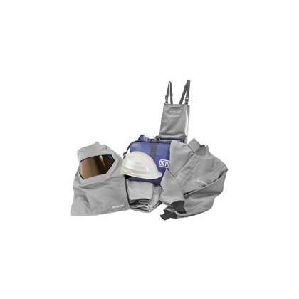 KIT-ARC-40-B - Kit Arc Flash combinaison et coiffe - CATU