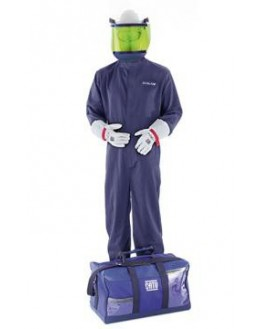 KIT-ARC-12-JP - Veste courte sans capuche + pantalon Arc Flash - CATU