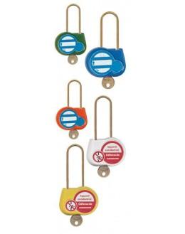 AL-230-X - Cadenas disque de condamnation couleur - CATU
