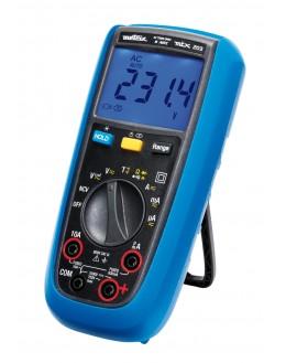 MTX203-Z - multimètre numérique - METRIX