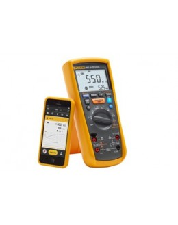FLUKE 1587 - Multimeter - insulation testerFLUKE 1587 - Multimeter - insulation testerFLUKE 1587 - Multimeter - insulation teste