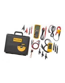 Fluke 1587/MDT FC - multimètre d'isolement - pince I400 - FLUKE 9040Fluke 1587/MDT FC - multimètre d'isolement - pince I400