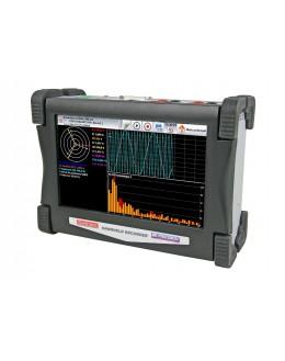 DAS 50 - Enregistreur portable 4 voies universelles, écran tactile - SEFRAM