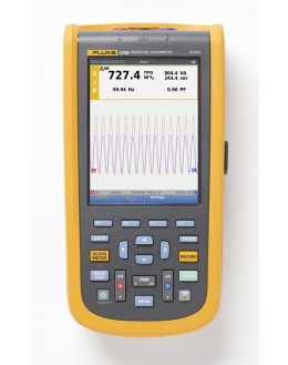 FLUKE 124B - Oscilloscope portable industriel 40MhzFLUKE 124B - Oscilloscope portable industriel 40MhzFLUKE 124B - Oscilloscope