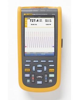 FLUKE 124B - Oscilloscope portable industriel 40Mhz