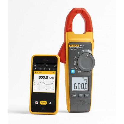 Fluke 902 FC - Pince multimètre TRMS CVC