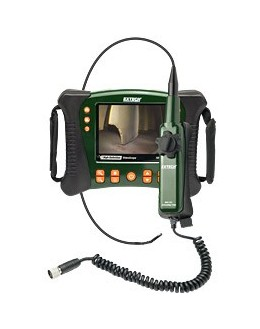 HDV640 - Caméra d'inspection endoscopique articulée - EXTECH