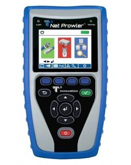 NP700 - Testeur de câbles multifonctions et testeur de réseaux informatiques, IPV4-IPV6 - SEFRAM