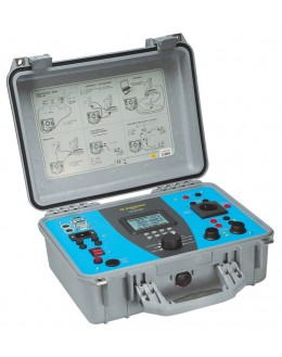 MI2094CE - Contrôleur d'appareillage électrique et de conformité - SEFRAM