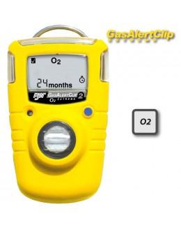 GA24XT-X - détecteur de gaz O2 24 mois - GA24XT-X - clip O2