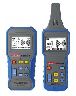 MW9520 - Localisateur de câbles - SEFRAM MW 9250MW9520 - Localisateur de câbles - SEFRAM MW 9250MW9520 - Localisateur de câbl