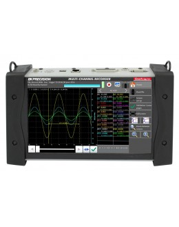 DAS240 - Enregistreur portable multi-voies - SEFRAM