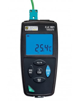 P01654821 - CA1821 - Thermometre de contact - CHAUVIN ARNOUXP01654821 - CA1821 - Thermometre de contact - CHAUVIN ARNOUXP0165482