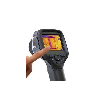 E60 - caméra thermique industrielle 43200 pixels - FLIR