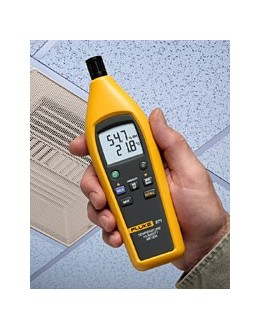 FLUKE-971 thermo hygrometre - testeur de température et humidité