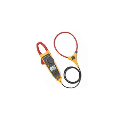 Fluke 376 True-rms AC / DC clamp meter with IflexFluke 376 True-rms AC / DC clamp meter with IflexFluke 376 True-rms AC / DC cla