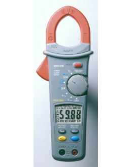 Pince wattmétrique 600A AC/DC - SEFRAM - MW3398