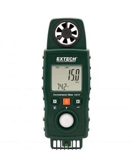 Appareil multifonction - vitesse du vent - température - humidité - lumière - son - EN300