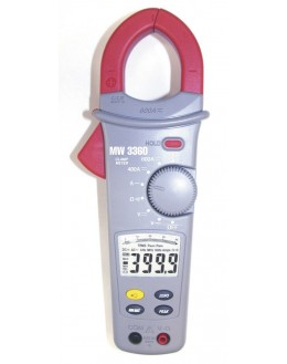 Pince ampèremétrique 600 AAC/DC et VAC/DC - SEFRAM - MW3360