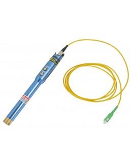 Localisateur visuel de défaut pour fibre optique - SEFRAM 7950 - testeur de fibre