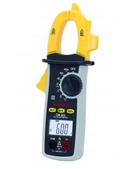 CM603 - Pince ampèremétrique 600A AC - Multimetrix - P06232008Z