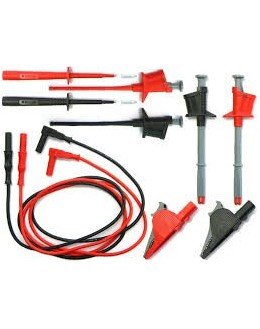 FLUKE TLK225 - Grand kit d'accessoires SureGrip kit de test - TLK-225-1