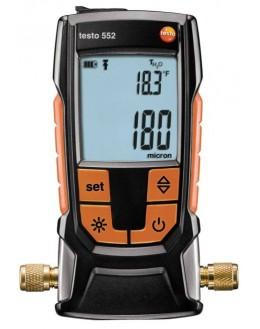 TESTO 552 - Vacuomètre avec Bluetooth® - TESTO