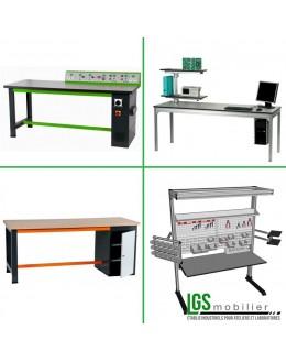 Découvrez l'ensemble de la gamme LGS-mobilier
