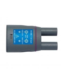 HX0093 adaptateur probix / banane filtre 300Hz 600V cat III - METRIX