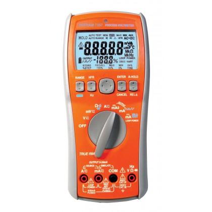 SEFRAM 7357 - Multimètre process