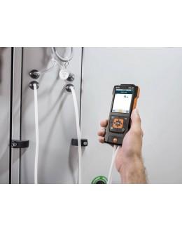 TESTO 440 dP - Anémomètre multifonctions avec capteur de pression différentielle - TESTO
