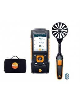 Testo 435-1 - multifunction for air conditioning, ventilation, air treatment - TESTO