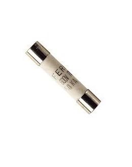 Fusible Fusible HPC 6X32F-10A 500V X10 - CHAUVIN ARNOUX - P01297038 pour CA5005, CA5011