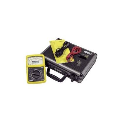 CA5011 - Analog Multimeter digital briefcase - Chauvin ArnouxCA5011 - Analog Multimeter digital briefcase - Chauvin ArnouxCA5011