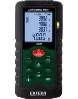 Lasermètre -Télémètre laser 60m - EXTECH DT60M