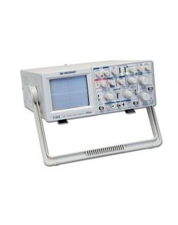 BK2125A- Oscilloscope analogique 30MHz à balayage retardé – BK Précision
