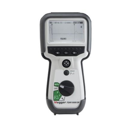 Echomètre TDR500/3 - MEGGEREchomètre TDR500/3 - MEGGEREchomètre TDR500/3 - MEGGER