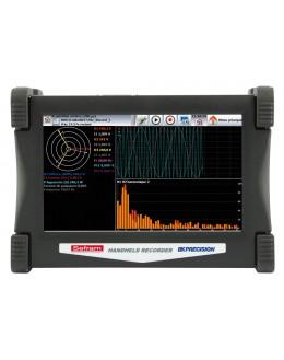 DAS 50 - Enregistreur numérique portable 4 voies universelles, écran tactile - SEFRAM