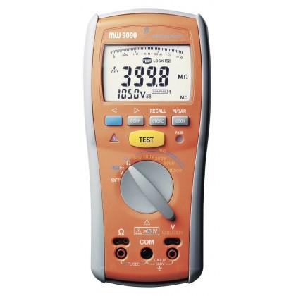 MW9090 - mesureur d'isolement - SEFRAM