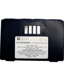 Pack batterie Li-Ion pour CA6116N et CA6117 - P01296047 - CHAUVIN ARNOUX