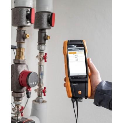 Testo 300 - Analyseur de combustion (O2, CO jusqu'à 4 000 ppm) - TESTO
