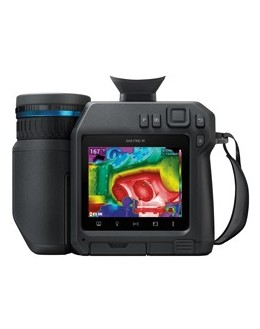 FLIR GF77 - Caméra thermique 76 800 pixels (320 x 240) pour la détection de gaz - FLIR