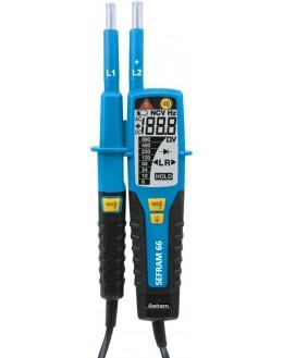 SEFRAM 56 - VAT DDT - Détecteur de tension - EN 61243-3