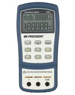 BK830CS - Capacimètre numérique portable avec sacoche - BK PRECISION