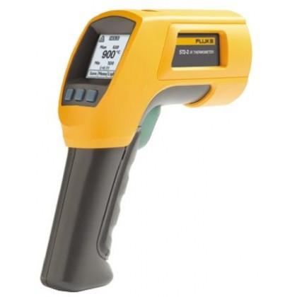 Fluke 572-2 - Thermomètre infrarouge haute température Fluke 572-2 - Thermomètre infrarouge haute température Fluke 572-2