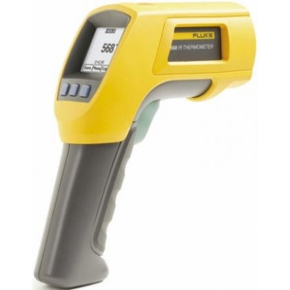 Fluke 568 - contact thermometer and infrared thermometerFluke 568 - contact thermometer and infrared thermometerFluke 568 - cont